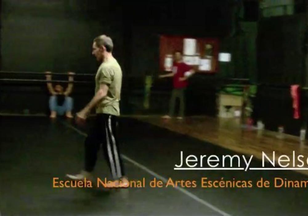 Taller-Jeremy Nelson (2013)